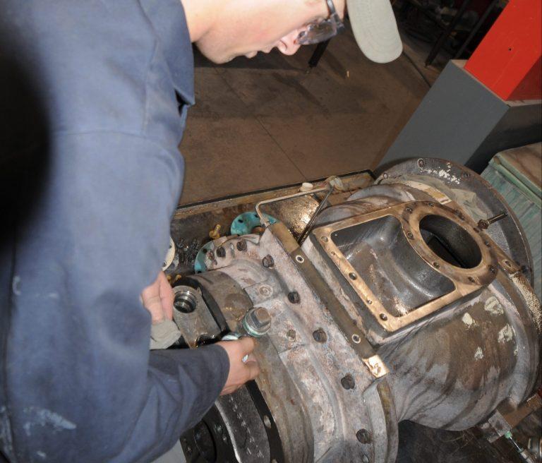 Screw Compressor Rebuild And Exchange Vortex